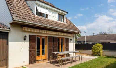 Vente maison sans travaux avec jardin privatif sur Bourg en Bresse